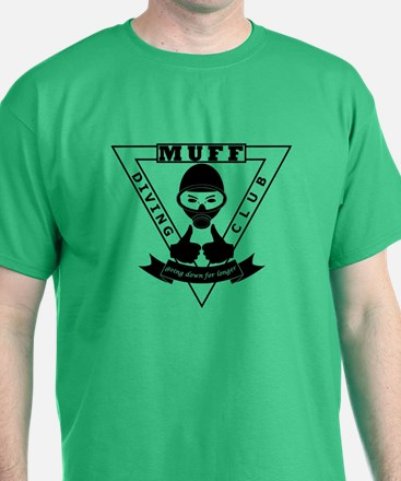 MUFF diving club logo shop T-Shirt