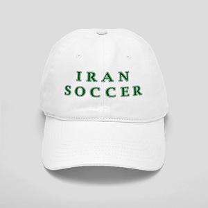 Iran Soccer Cap