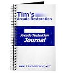 Tim's Arcade Restoration<br>Tech Journal
