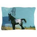 Nez Perce Pony Pillow Case