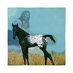 Nez Perce Pony Queen Duvet