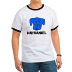 Nathaniel Puppy Dog Gift Ringer T