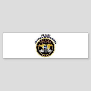 SOF - Special Boat Team 12 Sticker (Bumper)