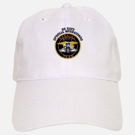 SOF - Special Boat Team 12 Baseball Baseball Cap