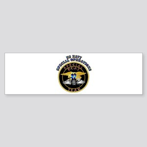 SOF - Special Boat Team 12 Sticker (Bumper)