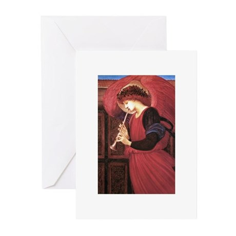 Pre-Raphealite Angel Holiday/Greeting Cards (Pk/6)