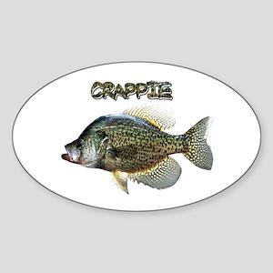 Crappie Sticker