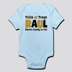 Raul Trick or Treat Body Suit