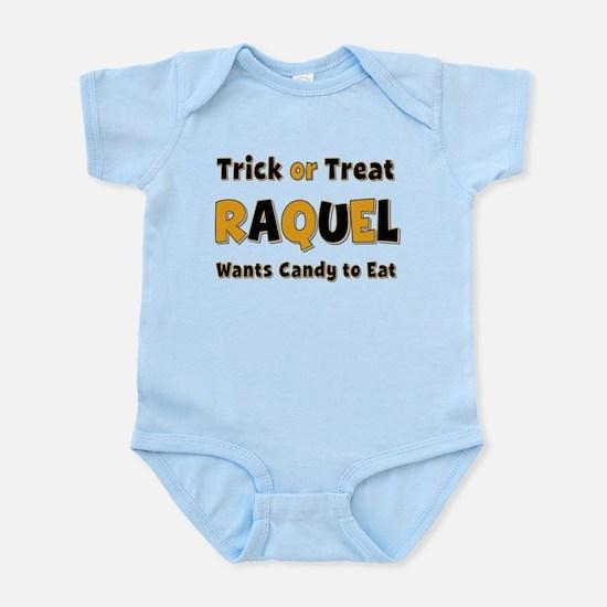 Raquel Trick or Treat Body Suit