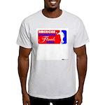 Cornhole Finals Ash Grey T-Shirt