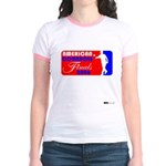 Cornhole Finals Jr. Ringer T-Shirt