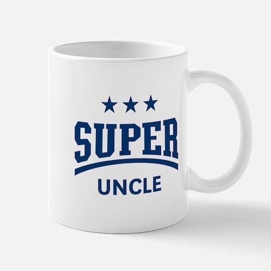 Super Uncle (Blue) Mug