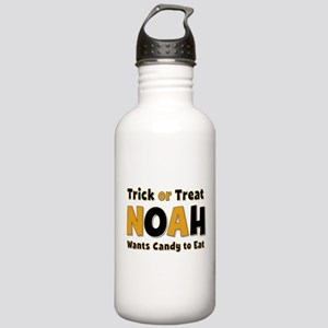 Noah Trick or Treat Water Bottle