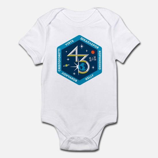 Expedition 43 Infant Bodysuit