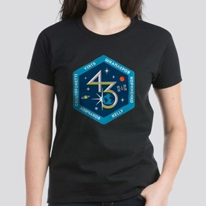 Expedition 43 Women's Dark T-Shirt