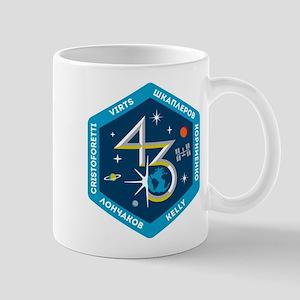 Expedition 43 Mug