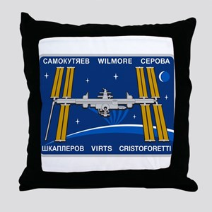 Expedition 42 Throw Pillow