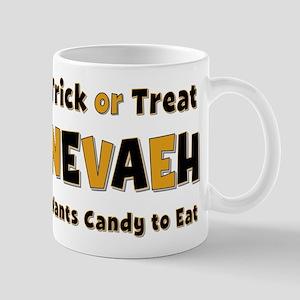 Nevaeh Trick or Treat Mug