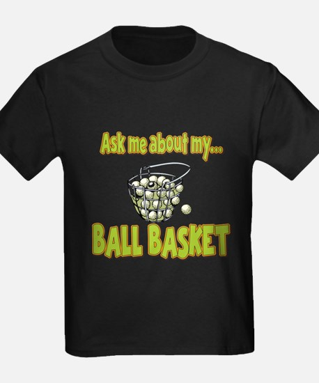 Funny Ask Me About My Ball Basket Golf Innuendo Ki