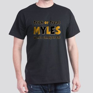 Myles Trick or Treat T-Shirt