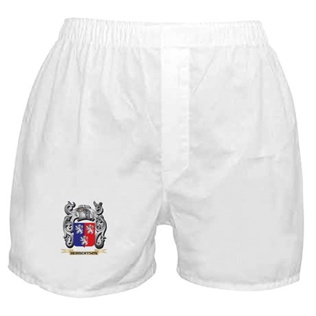Herbertson Coat of Arms - Family Cres Boxer Shorts