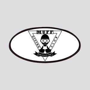 MUFF diving club logo shop Patches