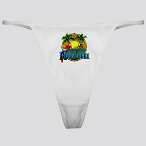 Hawaiian Sunset Classic Thong