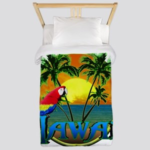 Hawaiian Sunset Twin Duvet