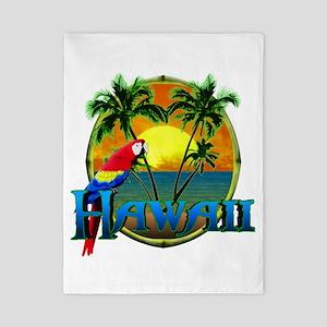 Hawaiian Sunset Twin Duvet
