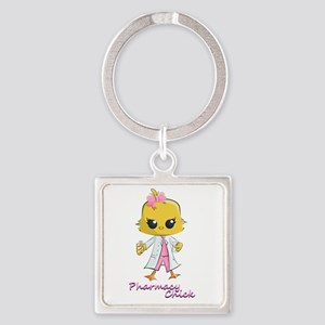 Pharmacy Chick Keychains