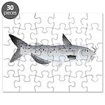 Channel Catfish 2f Puzzle