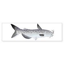 Channel Catfish 2f Bumper Sticker