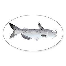 Channel Catfish 2f Sticker