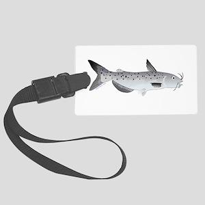 Channel Catfish 2f Luggage Tag