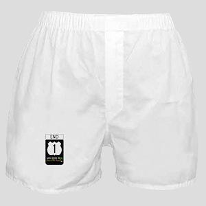 Highway 1 Key West Boxer Shorts