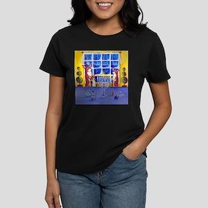 Oh Hannukah! Women's Dark T-Shirt
