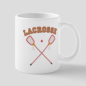 Lacrosse Sticks Mug