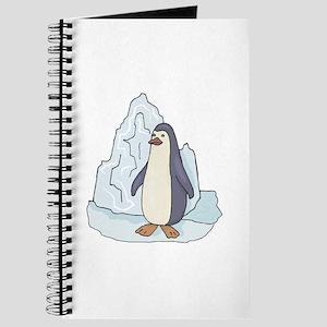 Penguin On an Iceberg Journal