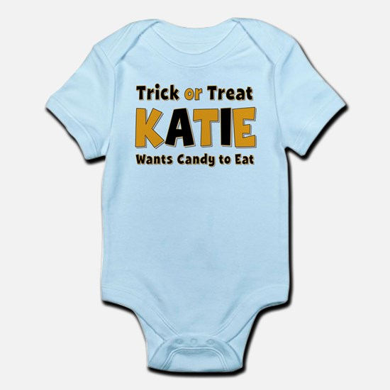 Katie Trick or Treat Body Suit
