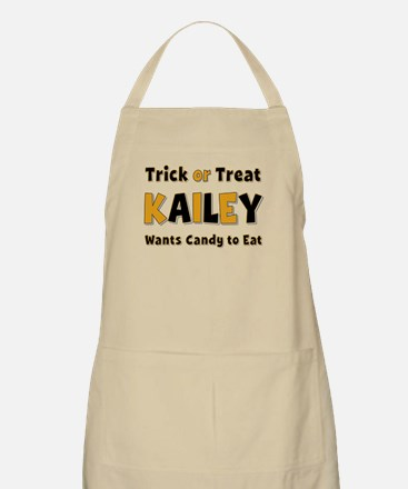 Kailey Trick or Treat Apron