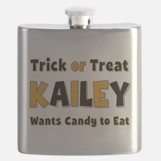 Kailey Trick or Treat Flask