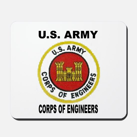 ARMY CORPS OF ENGINEERS Mousepad