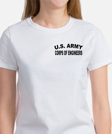 ARMY CORPS OF ENGINEERS Women's T-Shirt