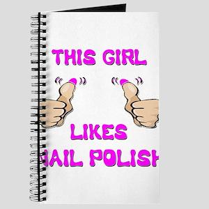 This Girl Likes Nail Polish Journal