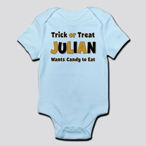 Julian Trick or Treat Body Suit