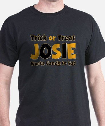 Josie Trick or Treat T-Shirt