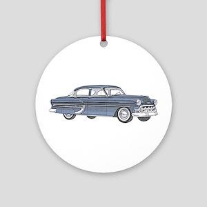 1953 car Ornament (Round)