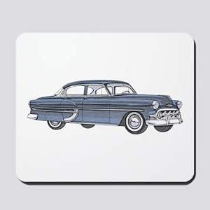 1953 car Mousepad