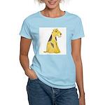 Airedale Terrier Women's Light T-Shirt