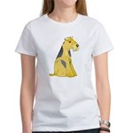 Airedale Terrier Women's T-Shirt